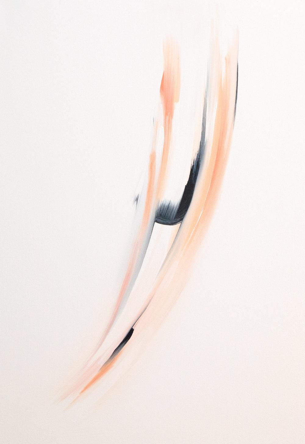 UW IV 1 2011 - olio su tela - cm.100x70